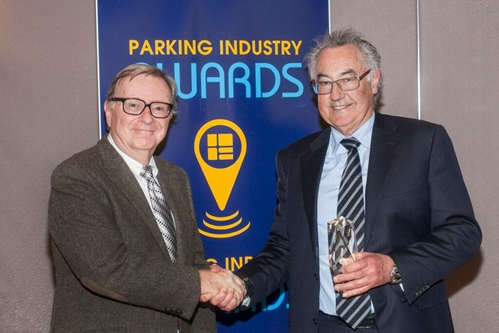 Secure Parking receives Parking Awards 2016