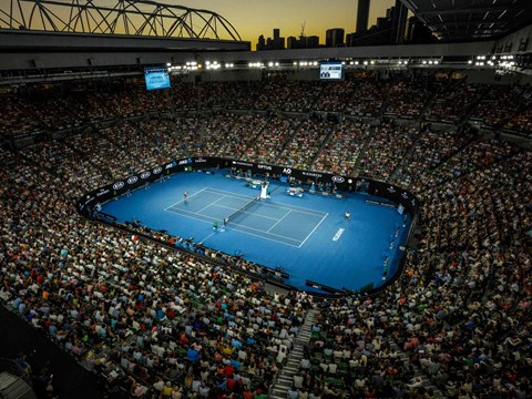 Win a VIP Double Pass to Australian Open 2018